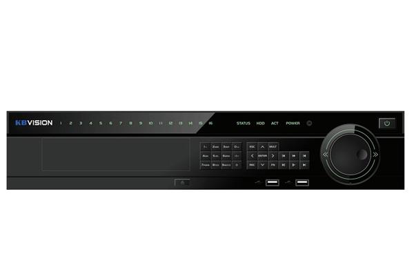 Đầu ghi IP KBVISION KX-4K8816N3 8.0MP