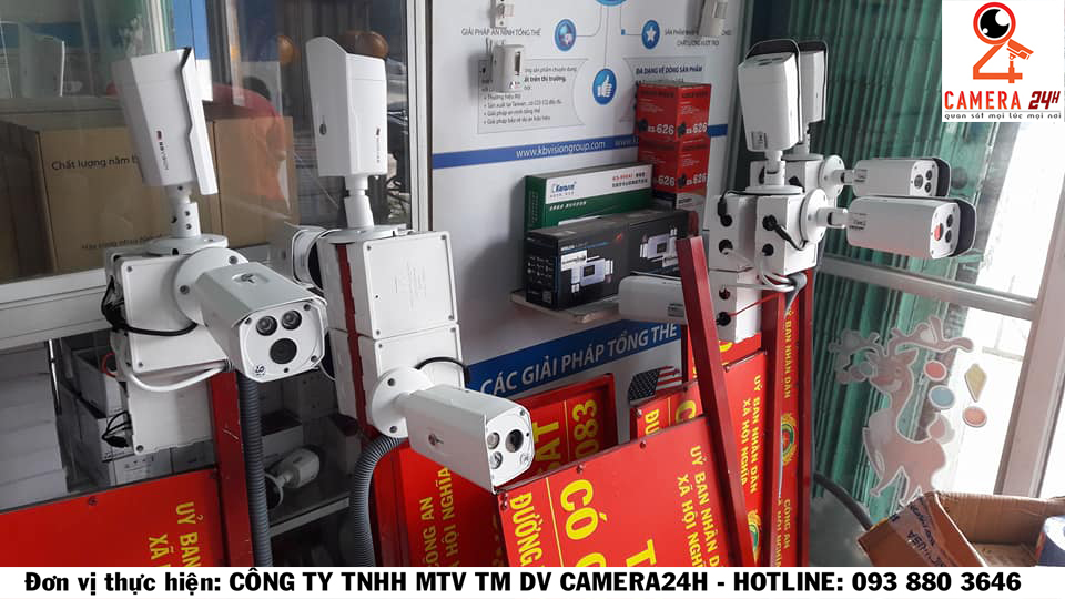 Trọn bộ 16 camera 2.0 mp giá rẻ