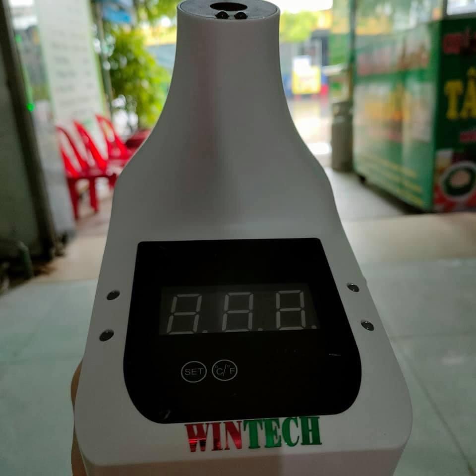Cung cấp máy đo thân nhiệt tự động tại Bình Dương, Đồng Nai, TP.HCM