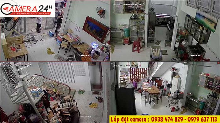 Trọn bộ 2 camera KBvision - Hikvision - dahua 1.0mp