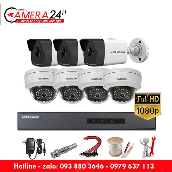 Lắp đặt hệ thống camera giám sát cho văn phòng